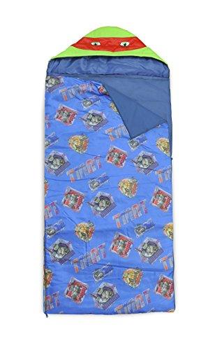 Nickelodeon TMNT Hoodie Slumber Sleepover Bag by Nickelodeon