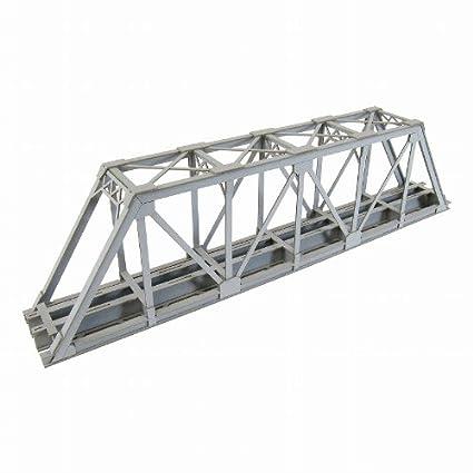 amazon com mp01 110 paper warren truss bridge and the petit z