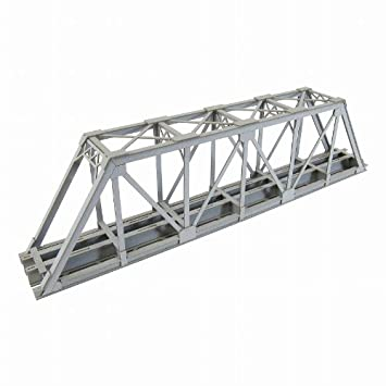 Amazon MP01 110 Paper Warren Truss Bridge And The Petit Z