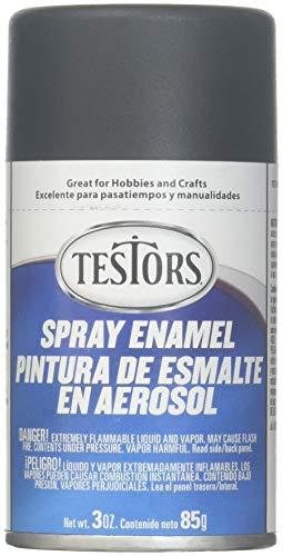 Testors 1249T Enamel Paint, Black ()