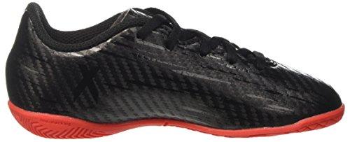 adidas X 16.4 In, Botas de Fútbol para Niños Negro (Core Black /     Core Black /     Dark Grey)