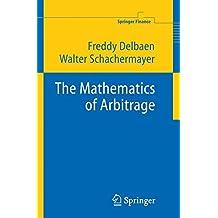 The Mathematics of Arbitrage