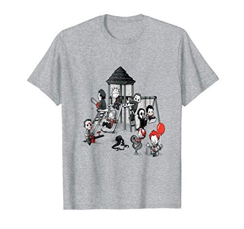 Halloween Movie Park Monster (Horror Park T-Shirt)