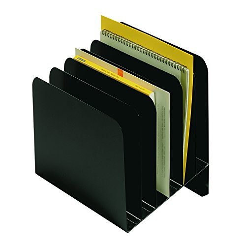 Steelmaster Slanted Vertical File Organizer - 12