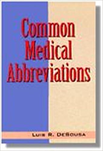 medical abbreviations quiz