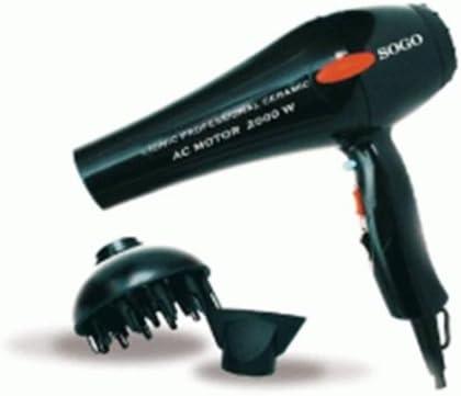 Sogo SS-3650 - Secador de pelo