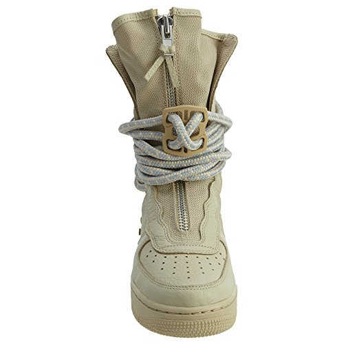 Nike SF Air Force High Top Womens Boots Rattan/Rattan/White aa3965-200 (6.5 B(M) US) by NIKE (Image #5)