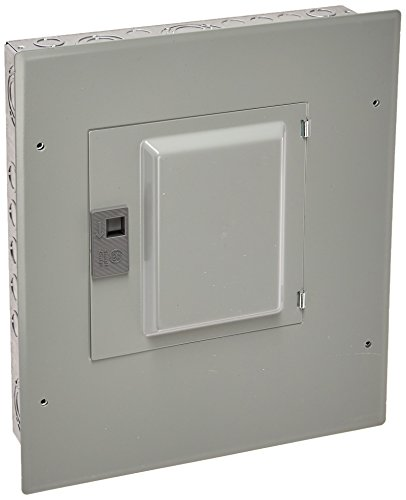 GE Energy Industrial Solutions TLM1212CCUP Main Lug Convertible Load Center Combination Cover, 125-Amp
