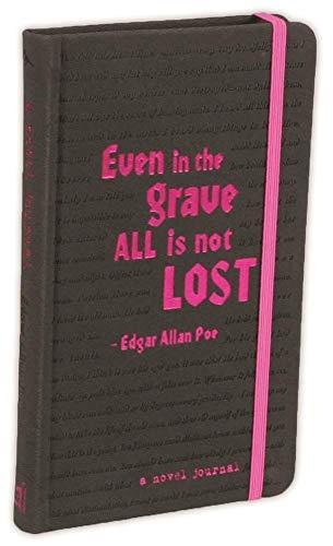 A Novel Journal: Edgar Allan Poe (Compact) (Novel Journals)
