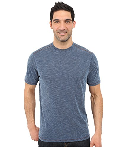 Tommy Bahama Men's Paradise Around S/S Tee Dark Sea XXX-Large (Tommy Bahama Lyocell Shirts)
