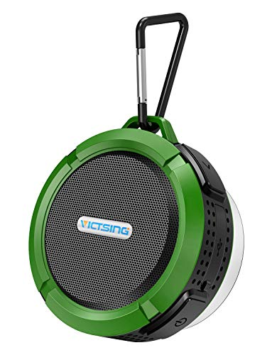 VicTsing Shower Speaker Wireless Waterproof Speaker