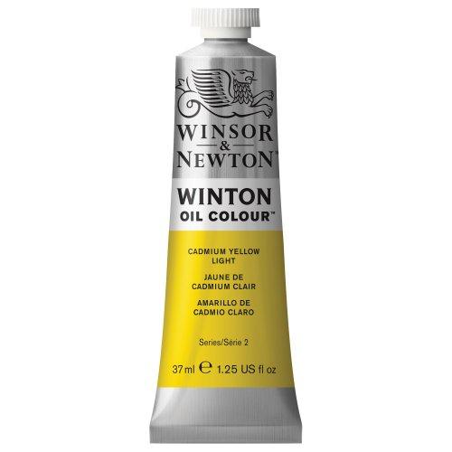 Winsor Newton Winton 37 Milliliter Cadmium