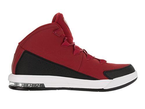 Gym Nike de Deluxe noir Taille Blanc Rouge Blanc Jordan Homme Chaussures Sport Rouge Air Noir qrgAnqwP
