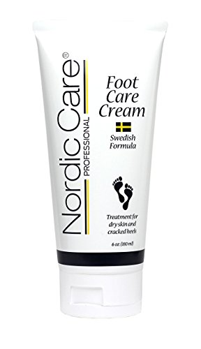 Nordic Care Foot Care Cream, 6.88 Ounce