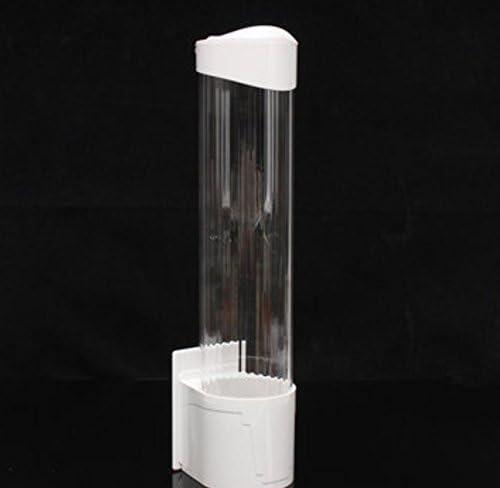 montado en la Pared HKeeper Dispensador de Vasos Desechables para Vasos de pl/ástico o Papel L