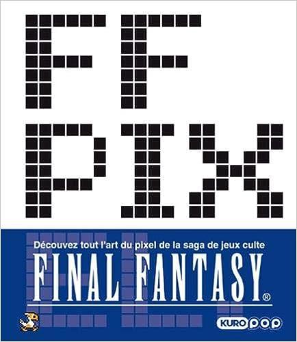livre pdf gratuit télécharger FF PIXEL