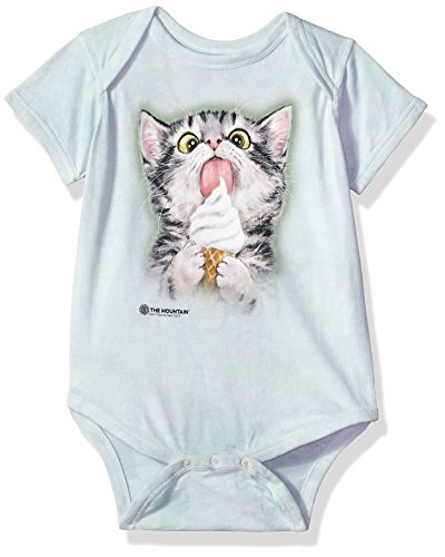 The Mountain Infant Creamy Cone Kitty, 8959452/green 18 Month Old Baby