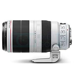 Canon EF 100-400mm f/4.5-5.6L is II USM Lens w/Advanced Photo and Travel Bundle - Includes: Altura Photo Backpack, UV-CPL-ND4, Monopod and SD Card