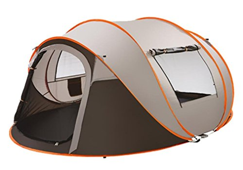 Camping Tent Ultralight Waterproof Windproof  Automatic Tent
