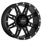 Pro Comp 16 Inch Rims & Wheels - PRO COMP Series 31 Stryker Matte Black (16x8 / 6x5.5 / -6mm)