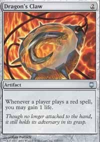 Magic: the Gathering - Dragon's Claw - Darksteel