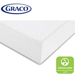 Graco Premium Foam Crib and Toddler Matt...