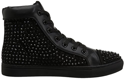 Steve Madden Mens Crescent Sneaker Zwart