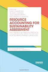 Resource Accounting for Sustainability Assessment (Routledge Explorations in Sustainablity and Governance) Paperback