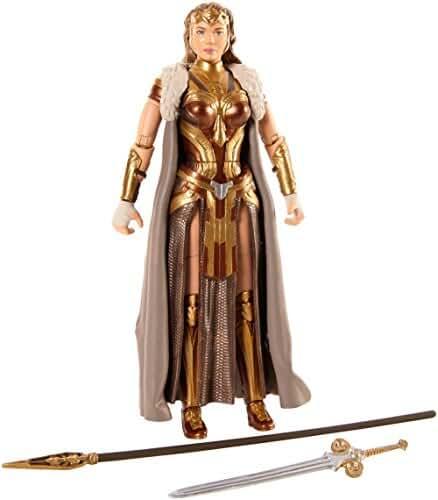 DC Comics Multiverse Wonder Woman Queen Hippolyta Figure