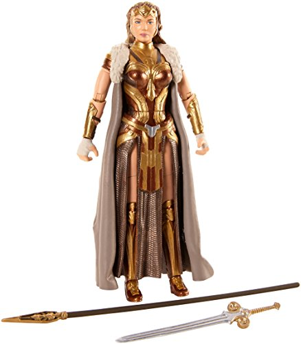 Revolving Music Box (DC Comics Multiverse Wonder Woman Queen Hippolyta Figure, 6