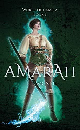 Amarah by LL McNeil