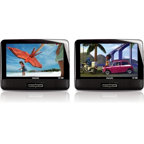 Marine Video - Philips Electronics - Philips Pd9016p Car Dvd Player - 9