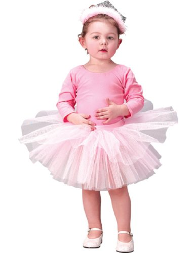 [Child Tu Tu- Pink] (Ballerina Costumes For Toddler)