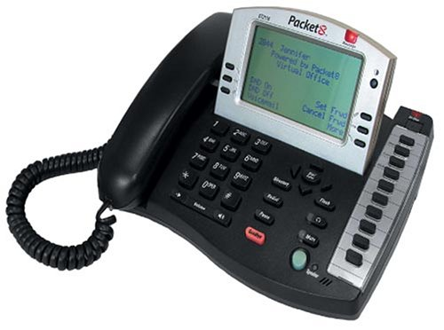 8x8 VOEQU01210152R1 Packet8 VoIP Business Phone ()