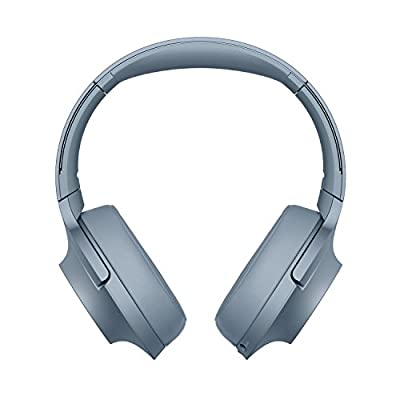 Sony h.ear on 2 WH-H900N Bluetooth Wireless Over-Ear Headphones Noise-Canceling (Certified Refurbished)