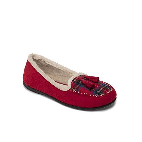Estar Mujer Red Casa Zapatillas Por Padders De Para qUPEnT6