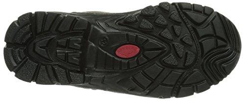 Kamik TRAILBLAZE - botas de senderismo de cuero infantil marrón - Braun (CHE)