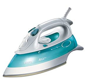 philips iron calc clean instructions