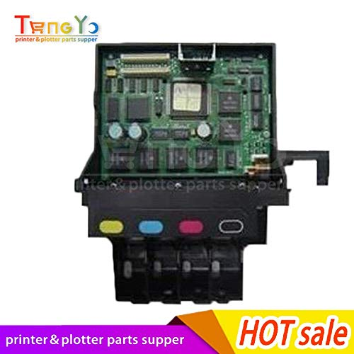 Printer Parts Used Pen Carriage Assembly C4705-69113 C4705-60113 C4708-69113 for Designjet 700 750 755 Plotter Parts by Yoton (Image #1)