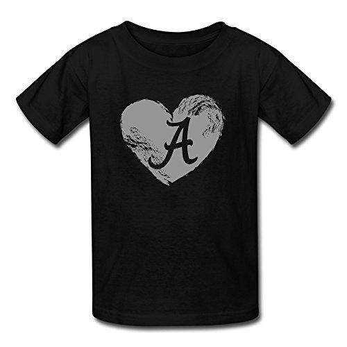 Heart Organic Kids T-shirt - 9