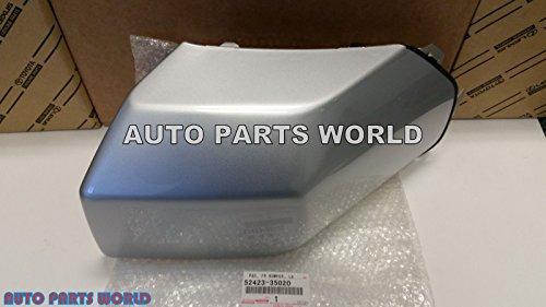 Genuine Toyota FJ Cruiser Left Front Bumper Pad OEM 52423-35020