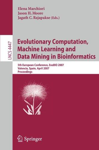 Evolutionary Computation, Machine Learning and Data Mining in Bioinformatics: 5th European Conference, EvoBIO 2007, Vale