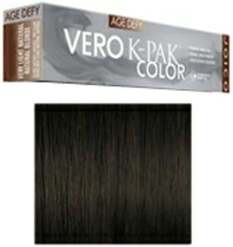 Joico Vero K-Pak Hair Color - 4NN Plus Age Defy by Joico