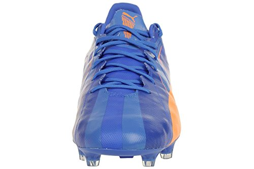 Puma evoSPEED SL H2H FG soccer shoes Football Men 103725 01 leightweight Azul - azul