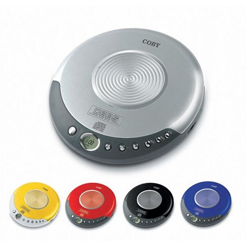 Coby CX-CD111 Slim Personal CD Player