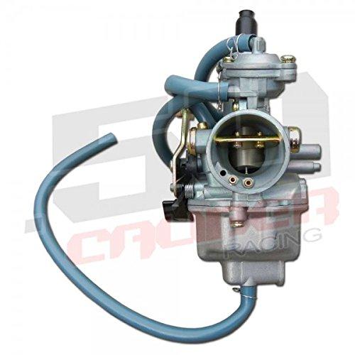 50 Caliber Racing Carburetor Carb Replacement for 2002-2007 Honda Fourtrax Recon TRX250 27 mm