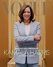 Vogue Magazine (February, 2021) Madam Vice President Kamala Harris