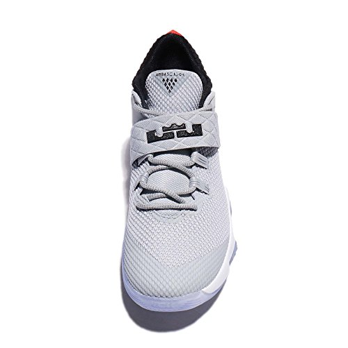 Nike Mens Ambassador X, Lupo Grigio / Nero-bianco Lupo Grigio / Nero-bianco