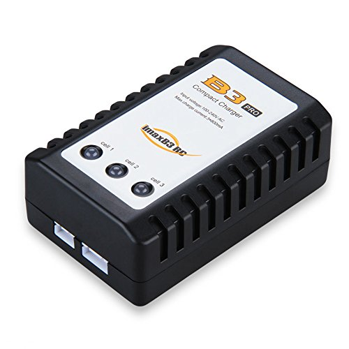 Balance Charger - SODIAL(R)IMAX B3 Lipo RC Battery Balance Charger for 7.4V 11.1V 2S 3S 110-240V RC Model