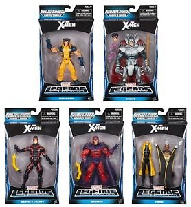 X-Men Legends: Magneto Action Figure